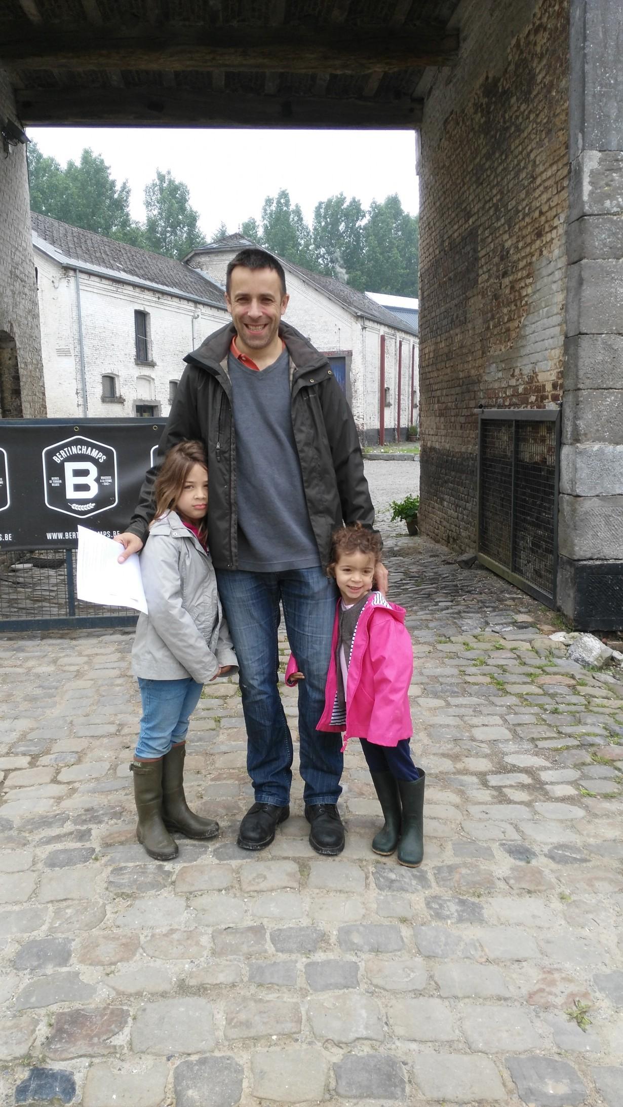Visite Bertinchamps