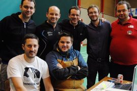 Badminton: Le Walhain 87 BC va bientôt pouvoir s'agrandir