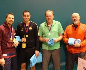 Tournoi Walhain 2017 – Vainqueurs & finalistes